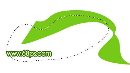 photoshop制作一张梦幻的绿色飘带壁纸 入门与实例 基础教学 - 安卓