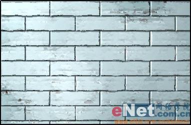 photoshop打造青砖砖墙 入门与实例 技巧提高教学