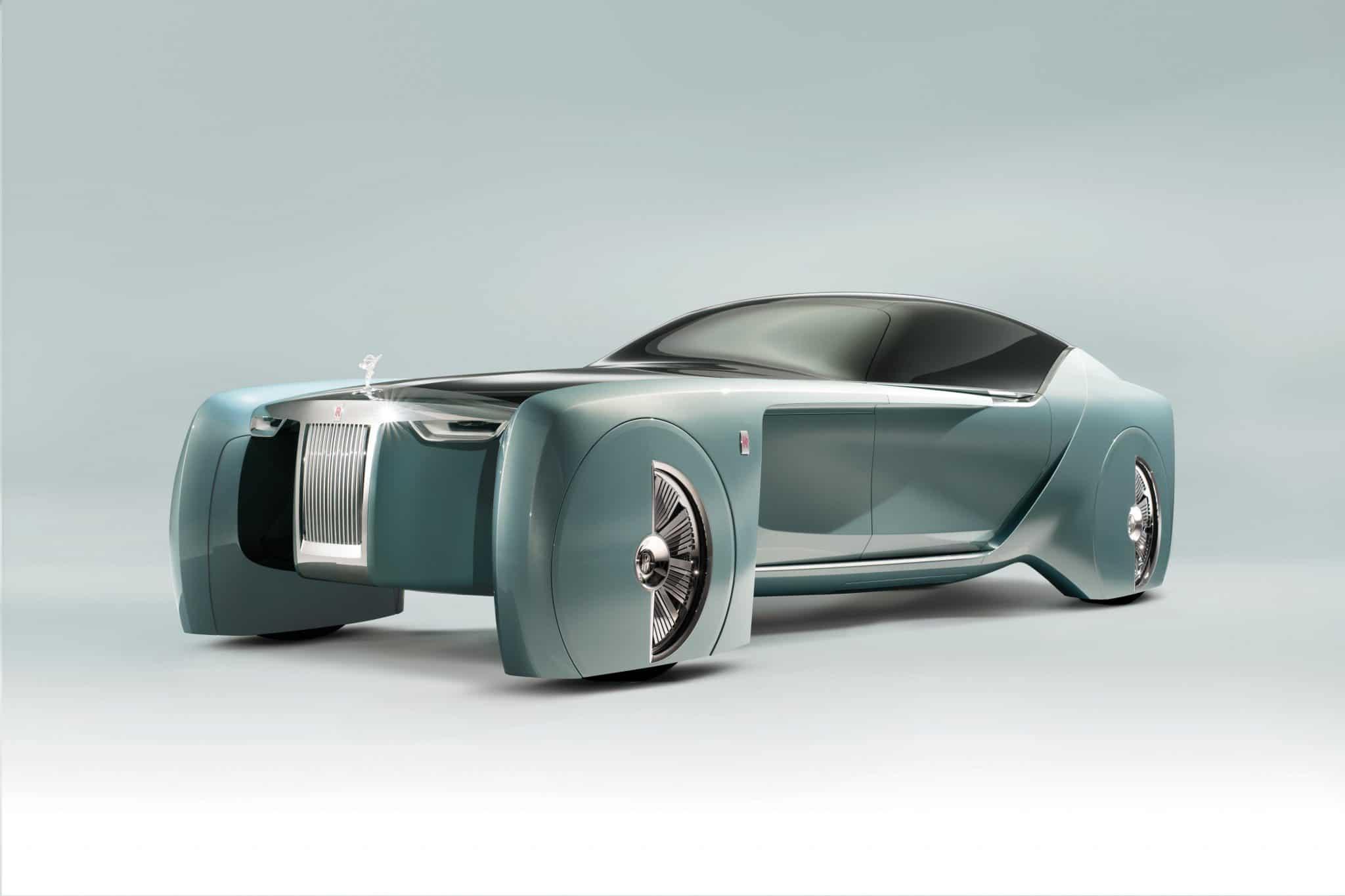 Rolls-Royce future concept