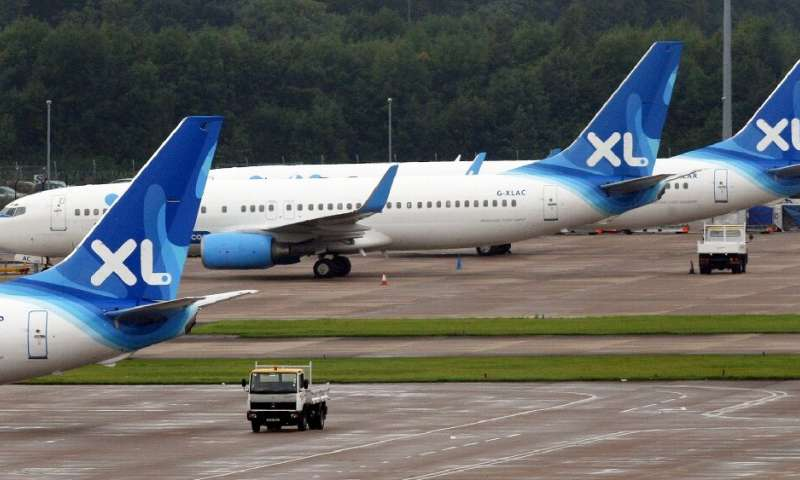 XL Airways says competition from low-cost rivals like Norwegian Air has hit hard