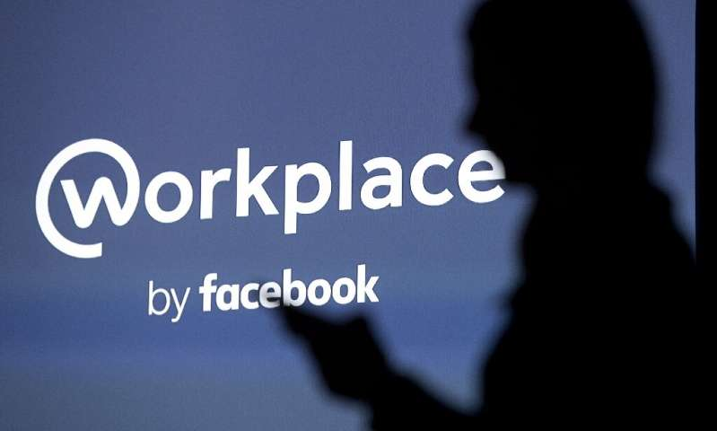 Facebook said it now has three million paid users on its Workplace platform, a separate social network for enterprises