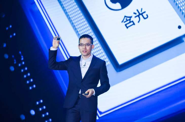 Alibaba crowns its cloud service with powerful AI chip