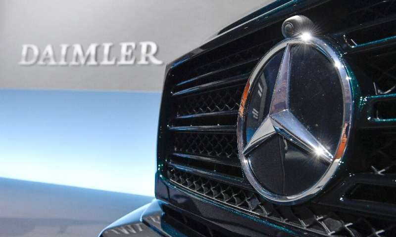 """Daimler said it was """"in the company's best interest"""" not to contest the order"""