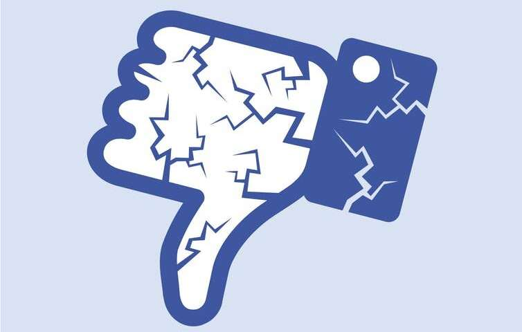 The lashback against Facebook is getting stronger