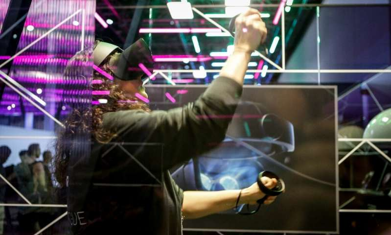 """Facebook's virtual reality unit Oculus has unveiled a new """"social space"""" for users called Horizon"""