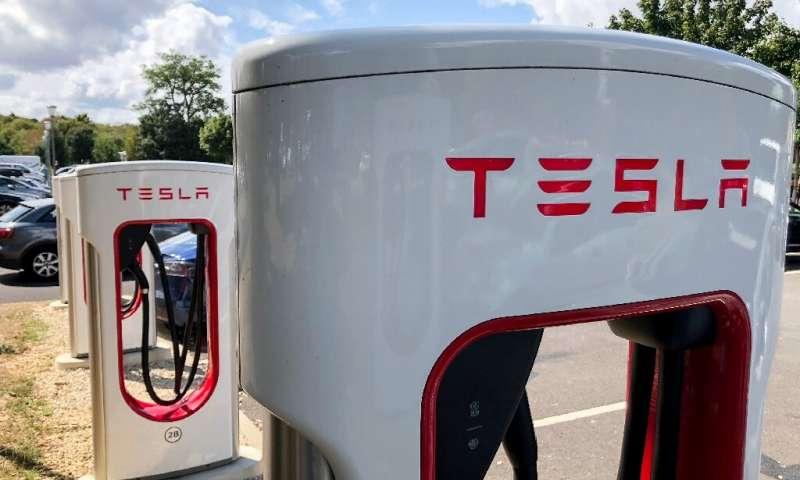 Tesla shares fell after third-quarter deliveries missed estimates