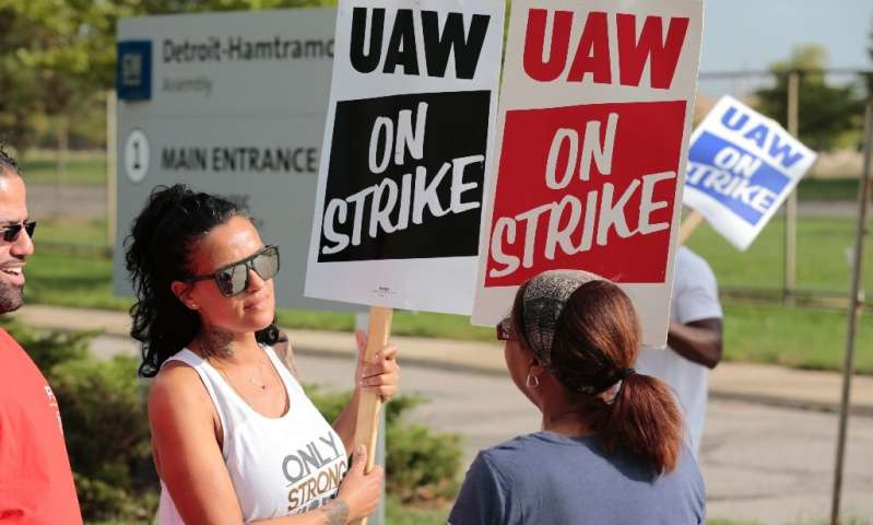 United Auto Workers have been on strike at GM for three weeks, prompting furloughs at facilities in Canada and now Mexico
