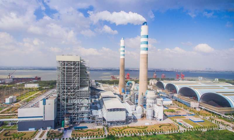 China is on track to meet its ultra-low emissions goals for 2020